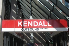 Kendall T Station
